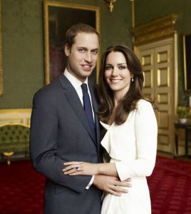 prince william and kate middleton engagement portrait 2