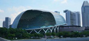 settling in Singapore